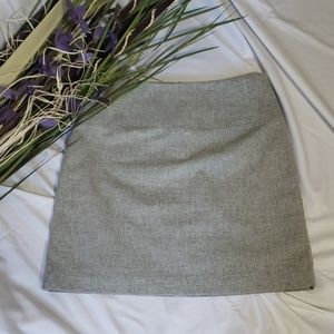 Banana Republic Stretch Wool Pencil Skirt